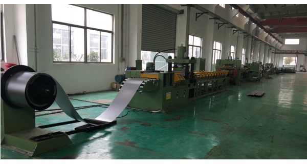 Fully Automatic Production Line for Transformer Radiator