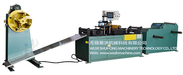 3D Wound core cutting machine