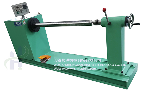 LV/HV Horizontal coil winding machine
